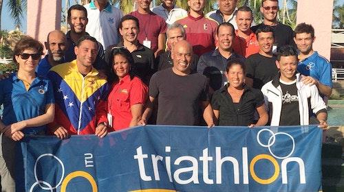 2016 Lechería OS - ITU Level 1 Coaches Course