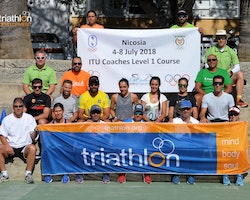 2018 Nicosia OS - ITU Coaches Level 1 Course