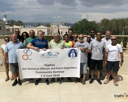 2018 Paphos ITU Technical Officials and Event Organizers Community Seminar