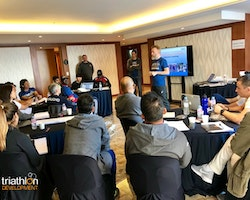 2018 Incheon KTF-ITU Coaches Level 2 Course