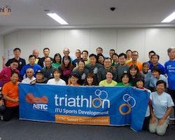 2018 Tokyo ITU Technical Officials and Event Organizers Level 2 Seminar