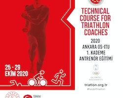 2020 Ankara OS-World Triathlon Coaches Level 1 Course