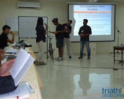 2013 Subic Bay ITU Technical Officials Level 1 Seminar