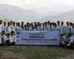 2014 Pokhara ITU Event Organizers and Technical Officials Community Level Seminar