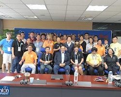 2014 Incheon ITU  Event Organizers and Technical Officials Level 2 Seminar