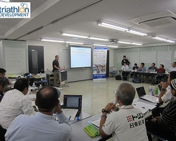 2014 Tokyo ITU Technical Officials Level 1 Seminar