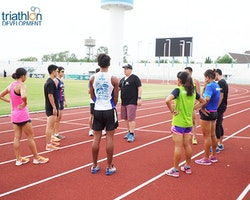 2015 Bangkok ASTC - ITU Development Junior/U23 Women Continental Camp