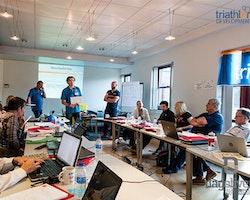 2015 Loughborough ITU  Event Organizers and Technical Officials Level 2 Seminar