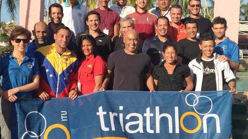 2016 Lechería OS - ITU Level 1 Coaches Course