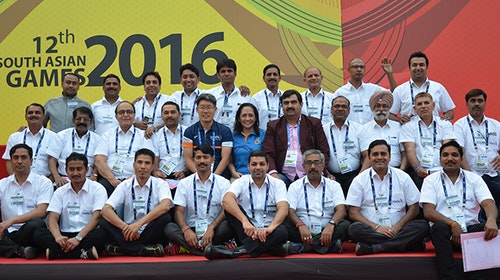 2016 Guwahati ITU Technical Officials Level 1 Seminar