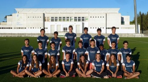VIDEO REPLAY: 2013 Rio Maior 2013 Development U23 & Junior World Camp