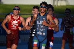 © International Triathlon Union/ Delly Carr