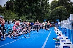 © Tommy Zaferes | World Triathlon