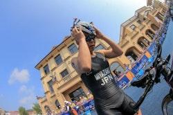 © Jeff Lau/ International Triathlon Union