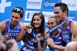 © International Triathlon Union/Janos Schmidt