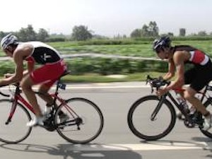 2015 Chengdu ITU World Cup - Elite Men's Highlights