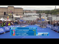 Just one week ahead of the Edmonton Grand Final, Jonathan Brownlee (GBR) reasserted himself as one to watch in the fight for the World Championship title with a win at the World Triathlon Stockholm...
