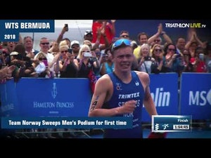 Top Moments from #WTS10Years - Norway Sweeps Men's 2018 WTS Bermuda Race