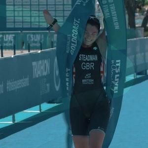 Para Triathletes Going Beyond
