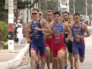 2016 Salinas ITU World Cup - Elite Men's Highlights