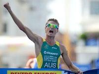 Kahlefeldt Claims First Dextro Energy Triathlon Series Win