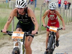 2013 The Hague Cross Triathlon Worlds - Juniors