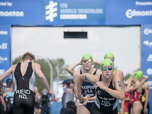 2018 Mixed Relay Series Edmonton Highlights