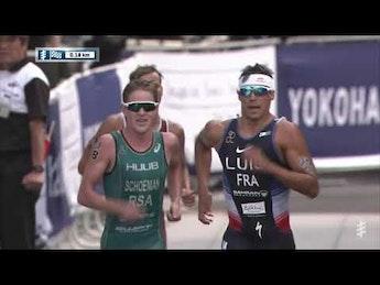 2019 Мировая серия триатлона Иокогама. Мужчины. Лучшие моменты гонки.