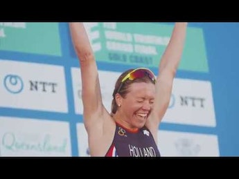 2018 World Triathlon Grand Final, elite women's showcase