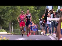 Javier Gomez Noya's quest to become the second man to win four ITU World Championships gained strength in Cape Town, as he comfortably beat Jonathan Brownlee for his second consecutive ITU...