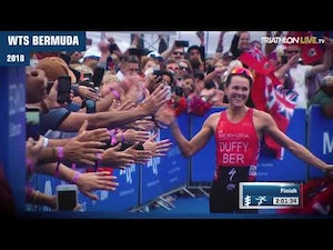 Top Moments from #WTS10Years - Flora Duffy dominates 2018 WTS Bermuda