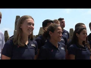 ASICS World Triathlon Team - Salinas World Cup