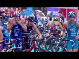 2018 Karlovy Vary ITU Triathlon World Cup - Elite Men Highlights
