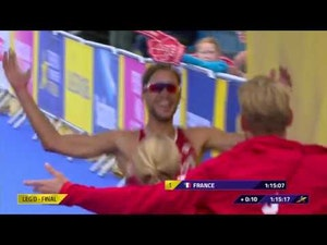 2018 European Championships Triathlon Mixed Relay Highlights