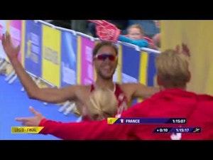 2018 European Championships Triathlon Mixed Relay Highlights