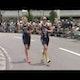 2019 Мировая серия триатлона Иокогама. Женщины. Лучшие моменты гонки.