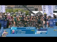 The USA's Gwen Jorgensen returned to the top of the ITU World Triathlon Series podium in style in Yokohama, pulling out a dominating win ahead of two breakthrough medallists. In a race where...