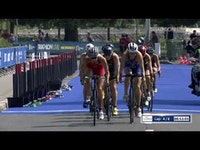 It was across a blistering first three laps of the 10km run at the 2019 U23 World Championships that Emilie Morier was able to write the records in Lausanne, digging into her reserves to summon an almighty effort for the gold. Pulling away from the likes of Olivia Mathias (GBR) and Kira Hedgeland (AUS) straight out of T2, the French star never looked back, only tiring over the final kilometre, by which time the title was already hers.