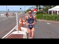 Australia's Emma Jeffcoat was the one to beat in 2018 ITU Mooloolaba World Cup today. Championed with a home crowd, Jeffcoat dominated today's race to win gold and step on top of the World Cup podium.