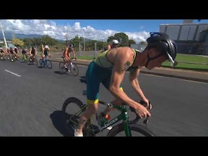 2018 ITU WC New Plymouth Men's Race