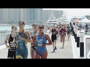 Daman WTS Abu Dhabi Mixed Relay highlights
