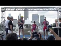 Javier Gomez Noya (ESP) claimed yet another World Triathlon Series win with a supreme performance in Chicago. Gomez oozed class from start to finish and now has four wins from five WTS races...
