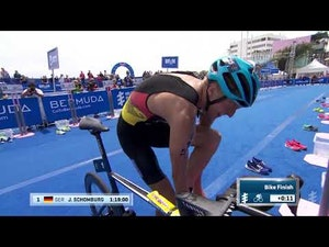 2019 MS Amlin World Triathlon Bermuda Men Highlights