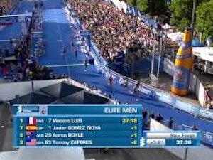 2015 ITU World Triathlon Hamburg - Maschi ITA
