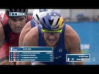 Having another best run of the season, Spaniard Mario Mola had a blistering come-from-behind performance to become the victor for the fourth time this season after his win at the 2018 ITU World Triathlon Montreal.Leaving the second transition with a deficit of over a minute, Mola flipped on his switch to chase down Norwegian Kristian Blummenfelt, who led for the entire leg until the final kilometre of the race when the Spaniard took control.