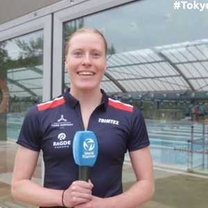 Tokyo 2020 thoughts with Lotte Miller