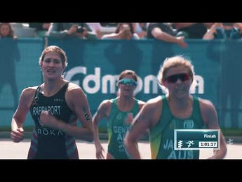2019 World Triathlon live coverage