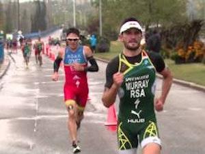 2015 ITU World Triathlon Series Edmonton - Elite Men's Highlights