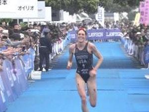 Video: 2015 ITU World Triathlon Series Yokohama - Elite Men's