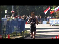 The first champions of the week were crowned on Wednesday at the Aquathlon World Championships, which kicked off action at the TransCanada Corp. World Triathlon Grand Final Edmonton. New Zealand...